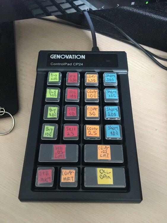 Genovation ControlPad CP24