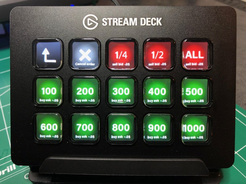 Streamdeck Long